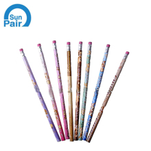 PVC shrink sleeve for pencil