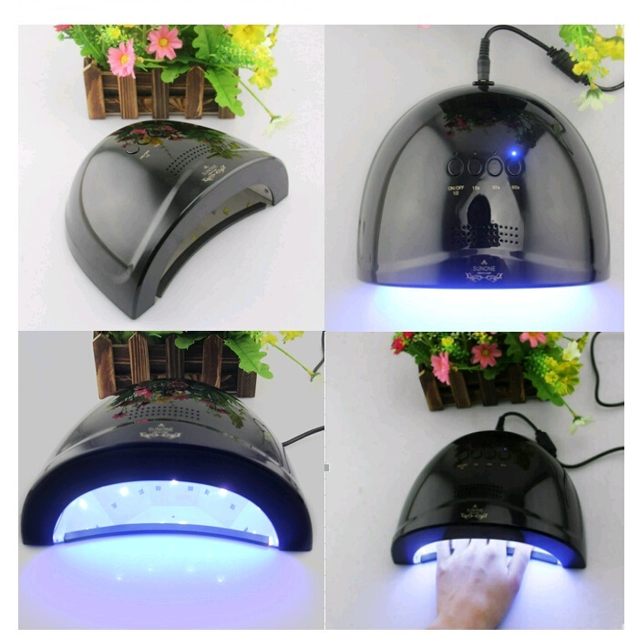 Nail gel fast cured professional 48W sunone nail uv led lamp