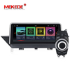 Mekede PX6 6core Android 8.1 car radio multimedia player for BMW X1 E84 2009-2015 without original screen supply i-Drive Button