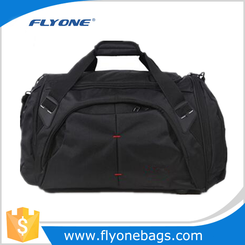 custom sport gym bags travel duffel large sports bag made in china