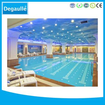 Degaulle Indoor Above Ground Steel