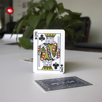 13.56MHz poker nfc rfid smart playing cards