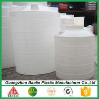 LLDPE round plastic water dosing tanks manufacturer