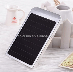 hot selling 2600mah solar energy power bank, solar fast charging battery ,for ourtdoor charging