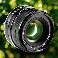 APS-C 35mm F1.2 Lens camera dslr
