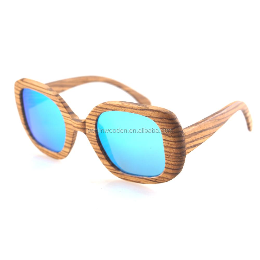c51f8cb8c7ef6 2018 Venda Quente Logotipo Personalizado Oem Polarizada Óculos De Sol De  Madeira De Bambu De Madeira Zabra - Buy Óculos De Sol De Madeira