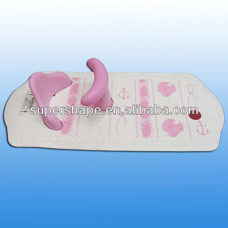 Baby Bath Mat Changes Color With Bath Chair - Buy Bath Mat Changes ...