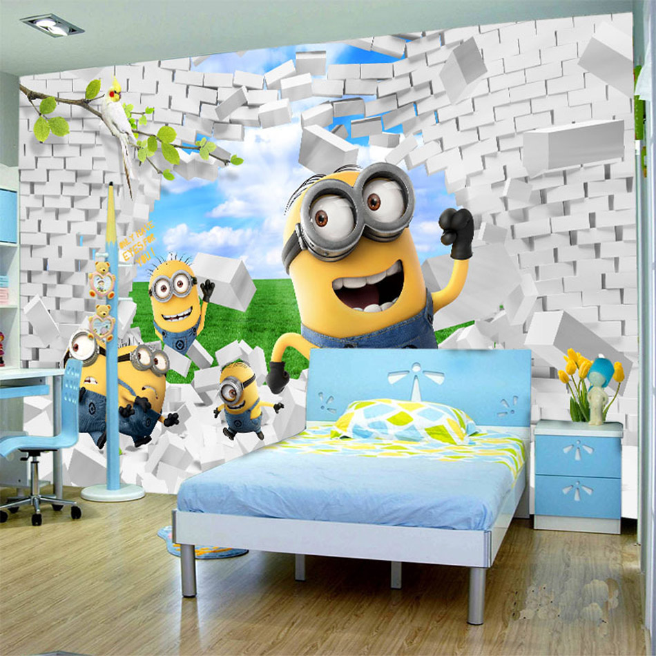 Yellow Minion Bedroom 28 Images Despicable Minions 3d
