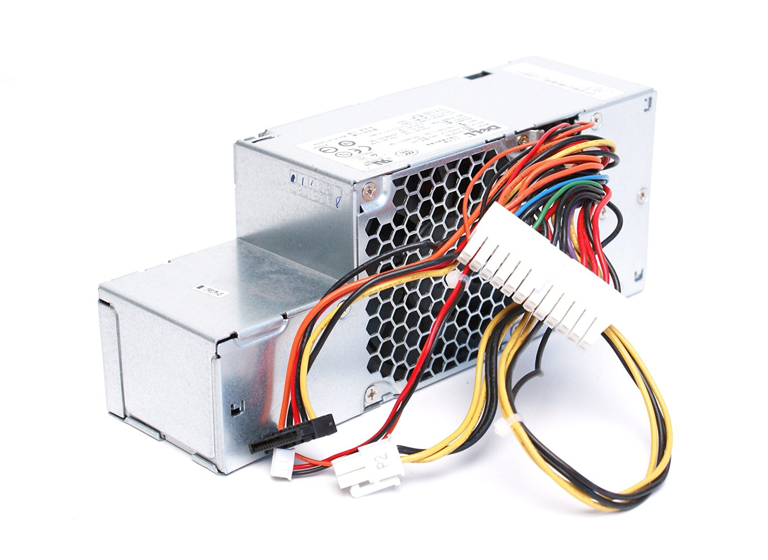Genuine Dell 275W Watt Power Supply Unit PSU Fits Dell Optiplex GX520, GX620, Dimension 5100C, 5150C Small Form Factor Systems SFF Replaces Part Numbers: K8964, TD570, YD080, N8373, WD861, Replaces Model Numbers: N275P-00, H275P-00, HP-L2757F3P LF, NPS-275BB A