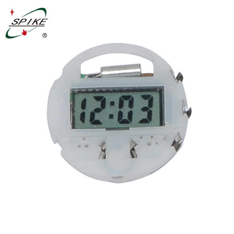 Accessories parts of a wrist watch lcd watch movement cheap price