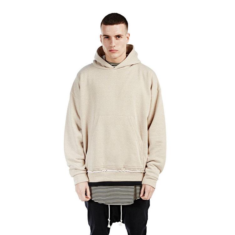 Oversized hoodie men