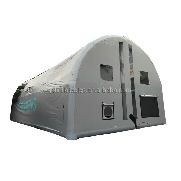 JPF 2019 multi usage large inflatable event tent with ventilation system booth