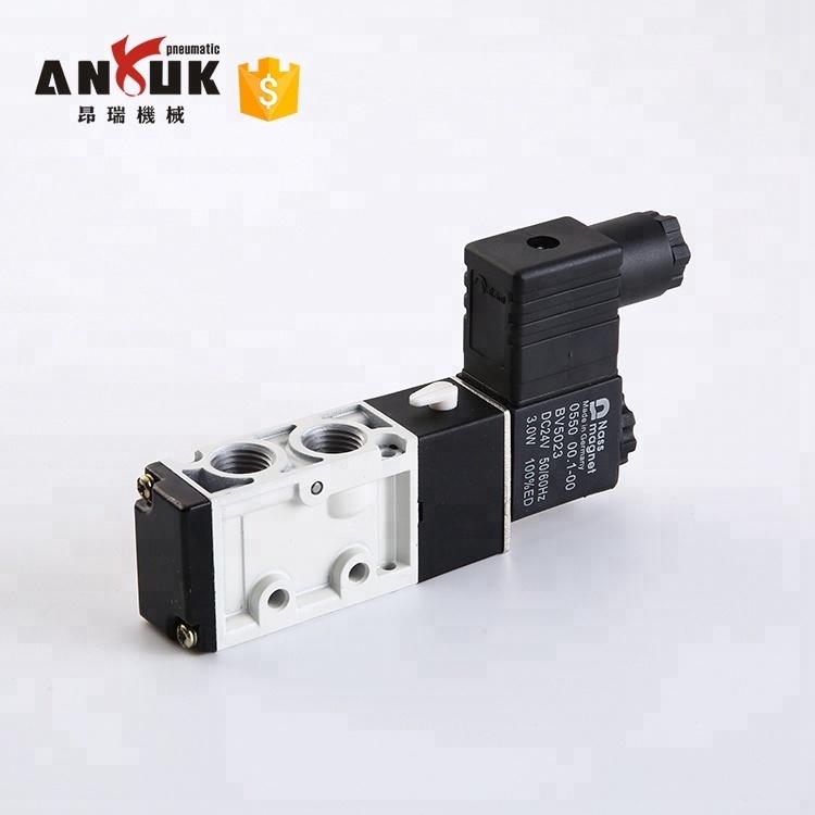 Heimwerker Dc5v 6 V Zwei-position Drei-weg Elektronische Control Magnet Abluft Ventil