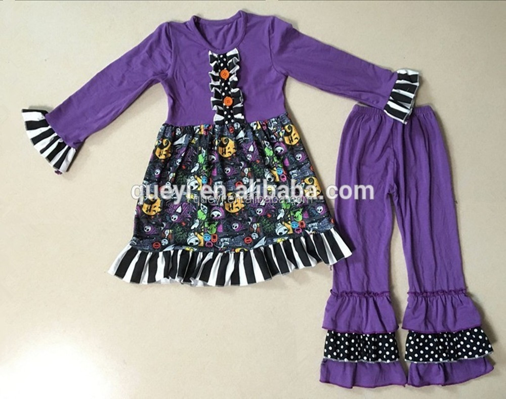 new products yiwu wholesale alibaba halloween costume baby girl outfit