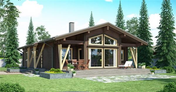 Houten Huizen Prijzen : Concurrerende prijs geprefabriceerde hoe bouwen een houten huis
