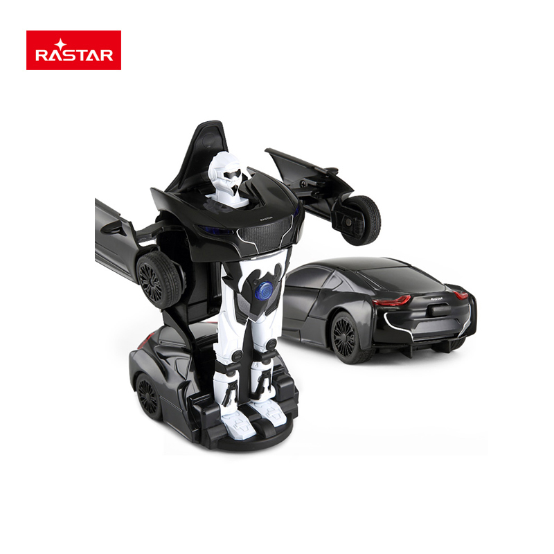 Mercedes Benz Diecast Educacional Transform Robot