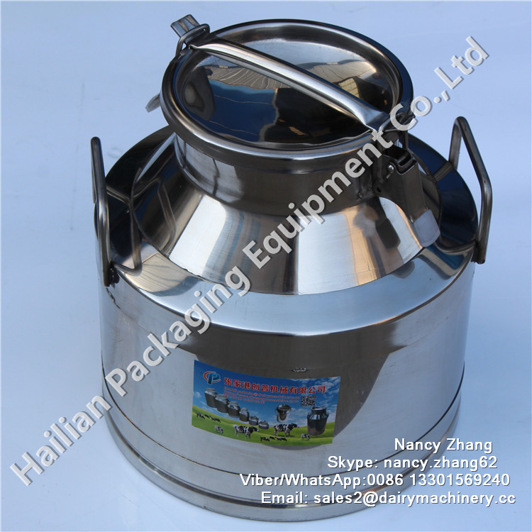 10 Liter Sanitary Stainless Steel Insulation Pail Bucket