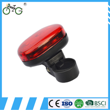 2016 Best Rear Bike Light Powerful Battery 3 Led Bicycle Light