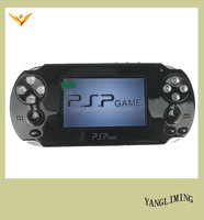 2014!!!Android 4.1.1 system support PSP,PS1,N64 Games Console Skype/wifi/music/movie/e-book/loudspeaker