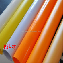 High quality printing materials HIPS roll and sheet for advertising