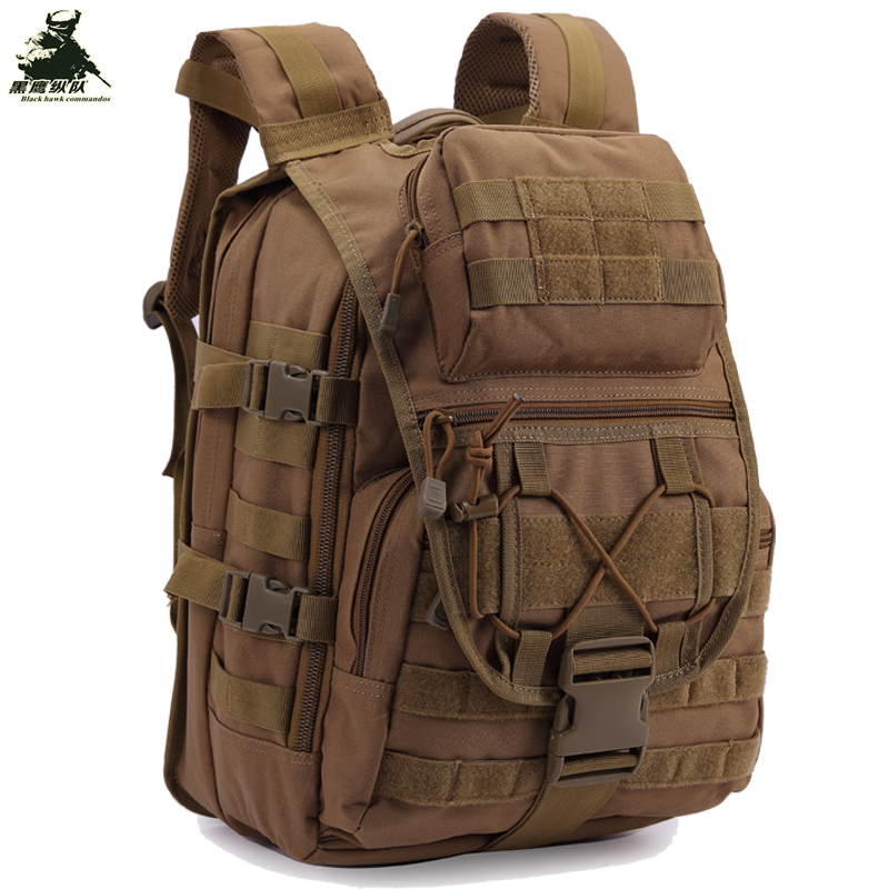 China wholesale vintage trekking waterproof black army military tactical camping <strong>backpack</strong>