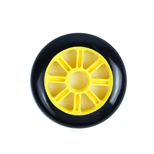 Pro 100 mm Plastic core Scooter Wheels For Two Wheels Stunt Scooters