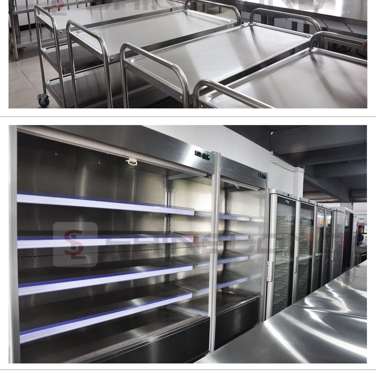 Top Series Hotel Kitchen Equipment In Kitchen Project