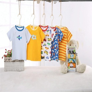 Good price & Low MOQ infants t shirt with good quality