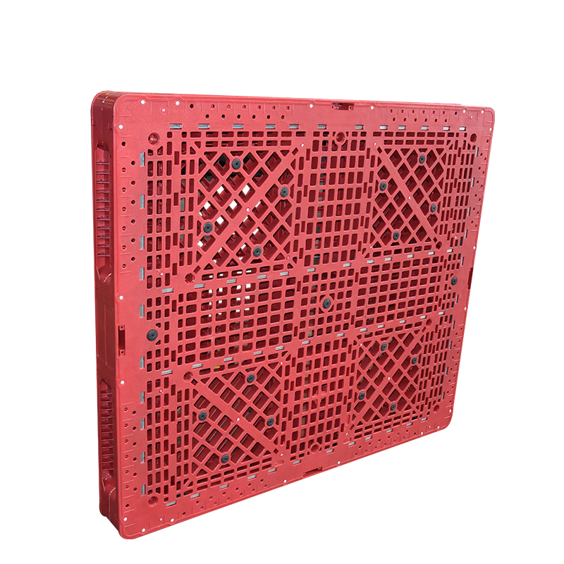 STP Customized Color Made Large Euro Standard Heavy Duty Double Faced RoHS Plastic Pallet