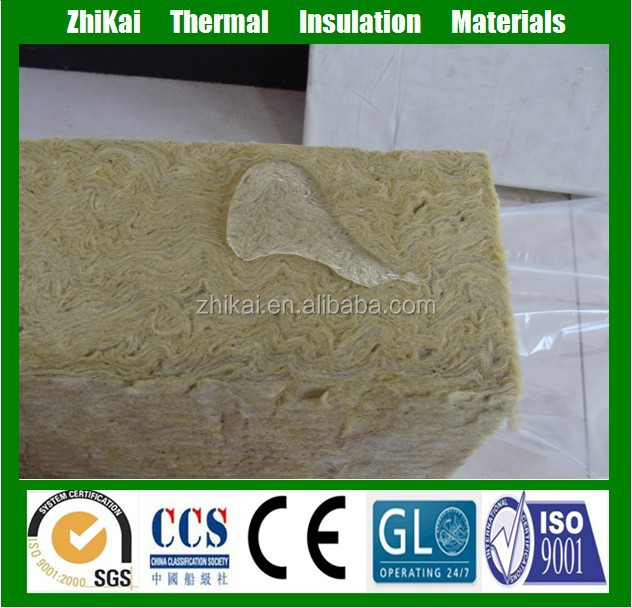 Ultrafine rock wool plate/Sound absorption material