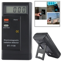 Portable Digital Electromagnetic Radiation Detector EMF Meter Tester