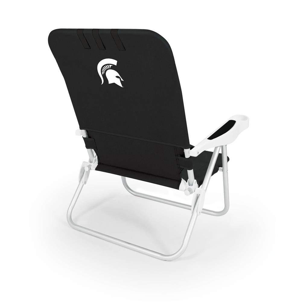 NCAA Michigan State Spartans Monaco Folding Beach Chair