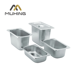 1/4 size stainless steel GN pans GN food pan gastronorm container