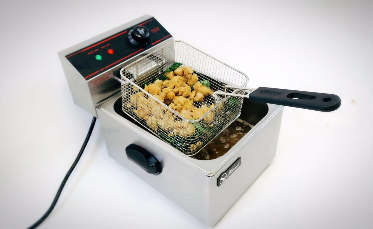 Buy Electric Deep Fryer Household Commercial Stainless