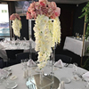 High quality transparent clear acrylic flower stand/ wedding table centerpiece