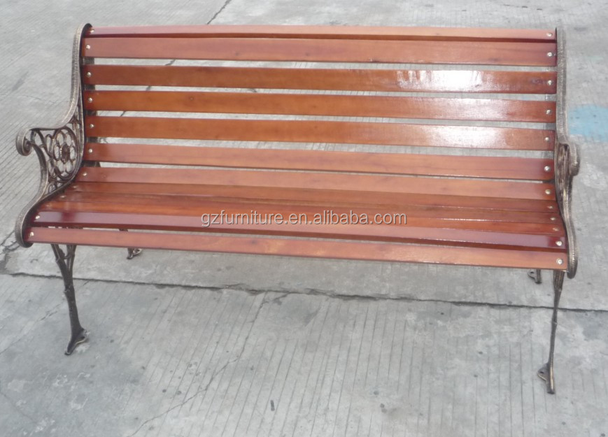 12 Wooden Slats Classic Garden Benches Buy Outdoor Bench Garden Benches Cheap Product On