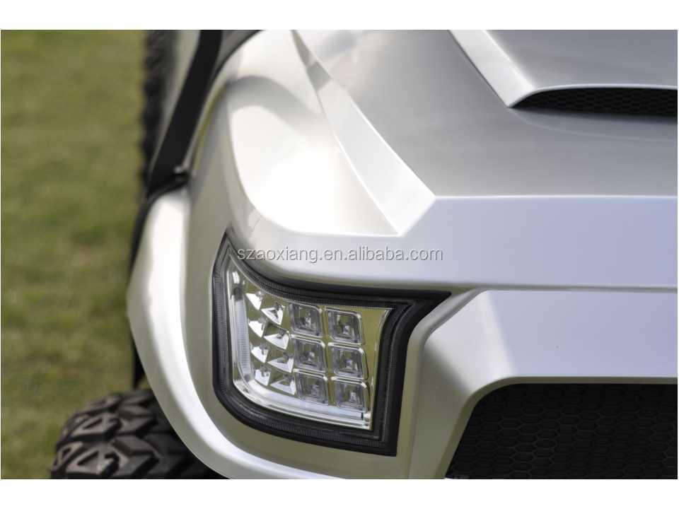 AX-V2+2 Golf Cart (8)