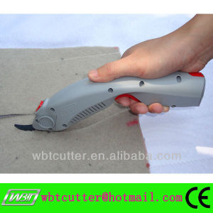 cordless power carpet cutting scissors