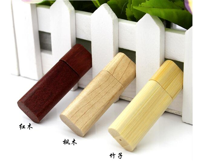 Chinese Style Gift Wooden Bamboo USB Memory Stick 2GB 4GB 8GB