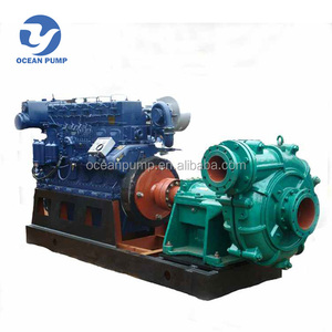 high head centrifugal horizontal slurry pump manufacturers