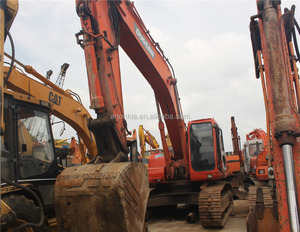used construction equipment ,Used construction DOOSAN DH300LC-7 crawler exacvator machine