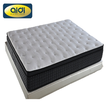 New Design Futon Indian King Size Round Mattress With Fast Acting