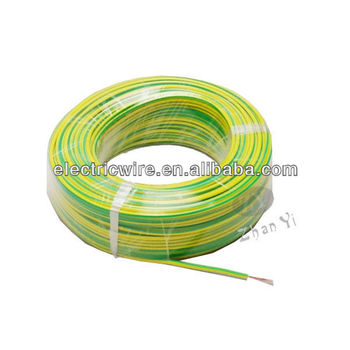 4mm2 Pvc Insulated Earthing Ground Cable Buy Earthing
