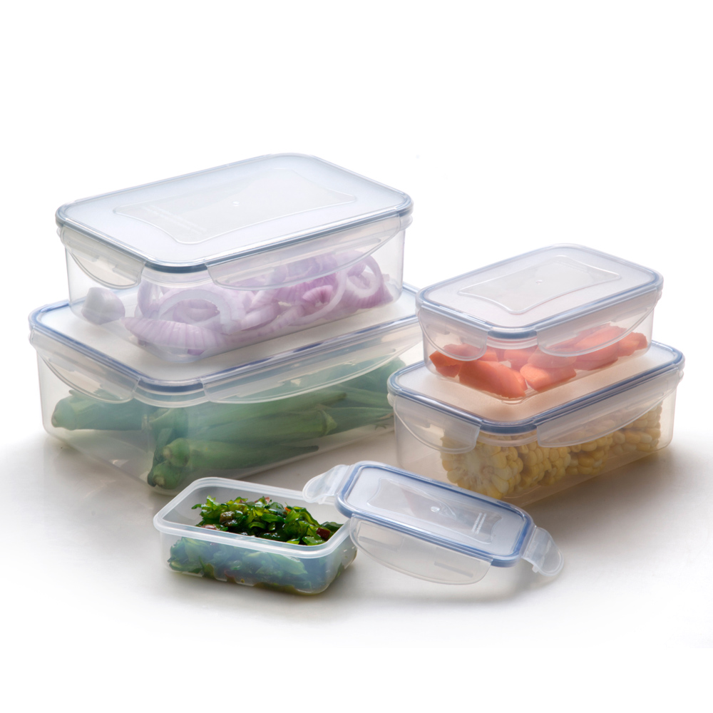 HENG LONG manufacturer microwave plastic vacuum sealing food storage container