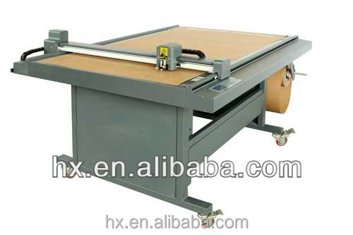 Rabbit flatbed cutting plotter