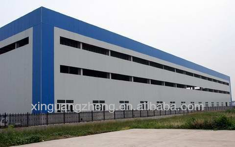 Modern prefabricated Steel Industrial building