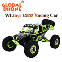 Wltoys WILD TRUCK 10428 1/10 rc truck electric four-wheel drive short climbing Racing rc car