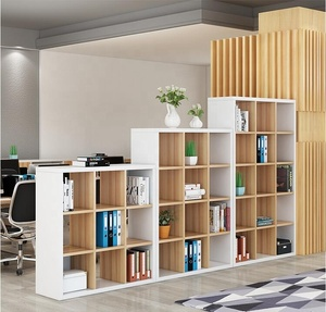 wood filing cabinet office wall partition