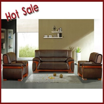 Dubai Style Sofa Office Leather Set