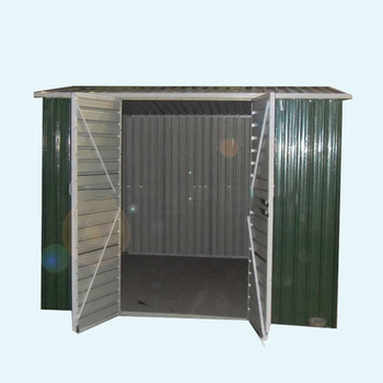 popular homely backyard small metal shed and poultry control shed